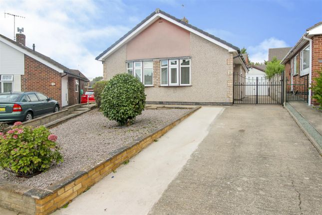 Thumbnail Bungalow for sale in Deepdale Avenue, Stapleford, Nottingham
