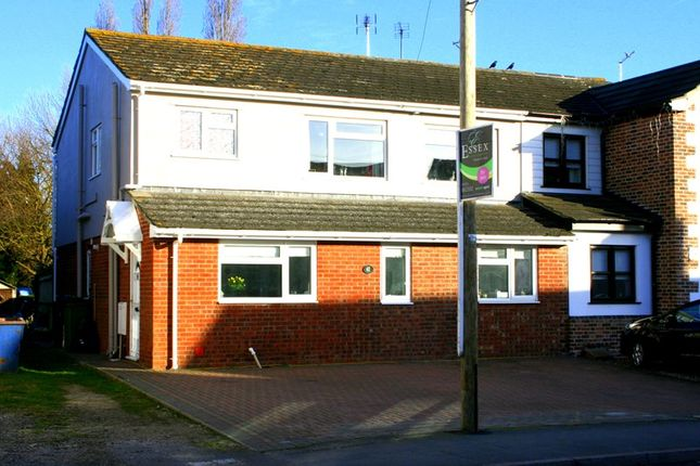 Thumbnail Semi-detached house for sale in The Street, Weeley, Clacton-On-Sea
