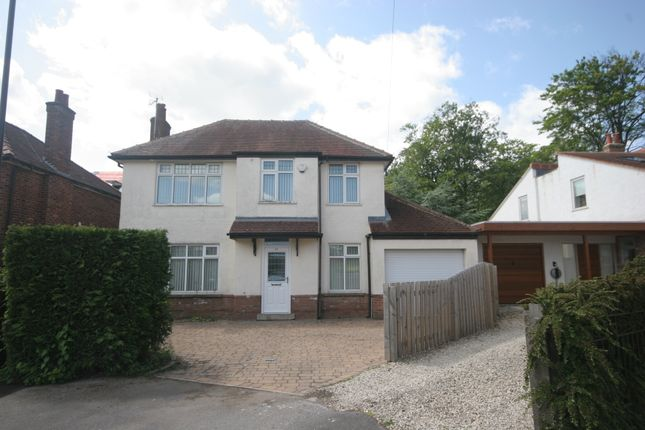 Thumbnail Detached house to rent in St. Winifreds Avenue West, Harrogate
