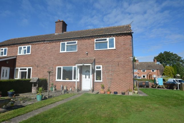 3 bed semi-detached house for sale in Castle Park, Hereford HR2