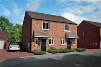 Thumbnail Semi-detached house for sale in Pershore Road, Evesham Warwickshire