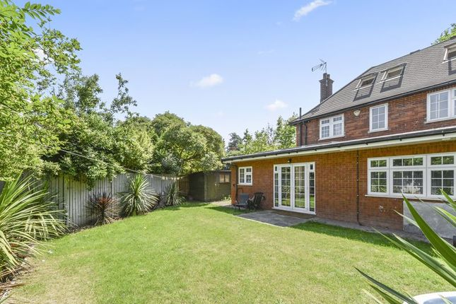 Thumbnail Terraced house to rent in Yew Tree Road, London