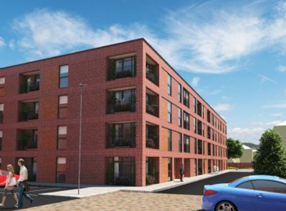 Thumbnail Flat for sale in Brunswick Road, Gloucester, Gloucestershire