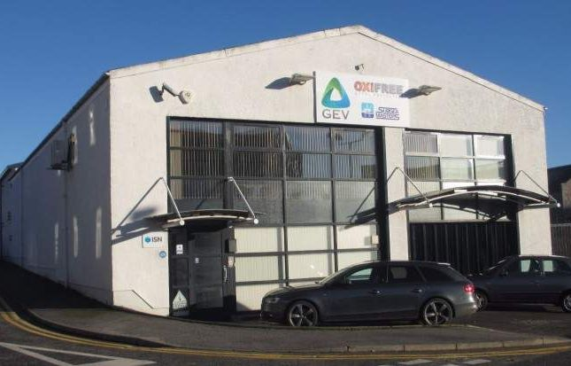 Thumbnail Light industrial to let in St Clement Street, Aberdeen
