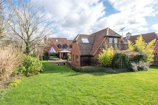 Thumbnail Detached house for sale in Stortford Road, Clavering, Saffron Walden, Essex