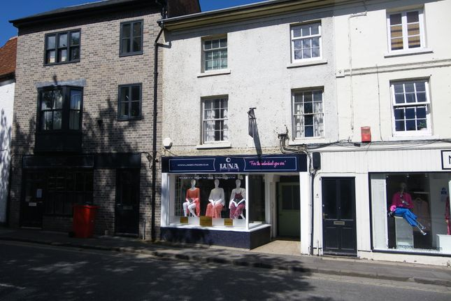 Thumbnail Retail premises to let in Bridge Street, Hungerford