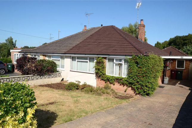 Thumbnail Semi-detached bungalow to rent in Amblecote Road, Tilehurst, Reading, Berkshire