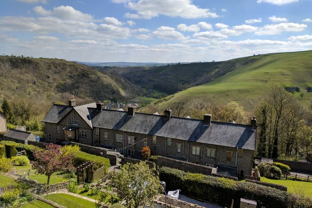 Thumbnail Property for sale in Top Cottages, Cressbrook, Buxton