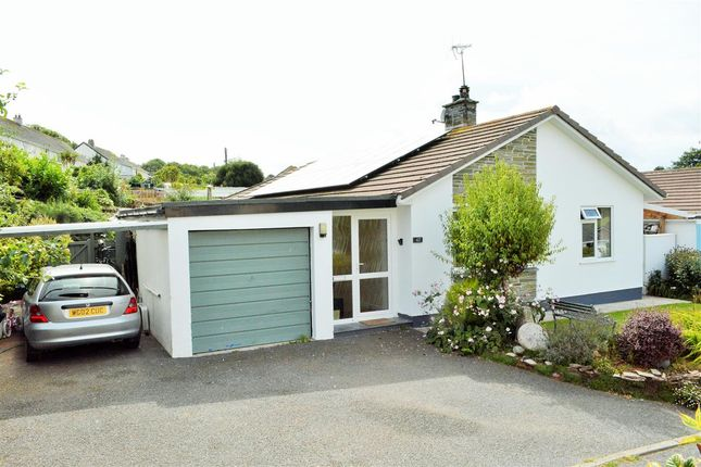 Thumbnail Detached house for sale in Veryan, Truro, Cornwall.