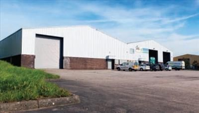 Thumbnail Light industrial to let in Unit 45, Parkhouse Industrial Estate, Newcastle Under Lyme, Staffordshire