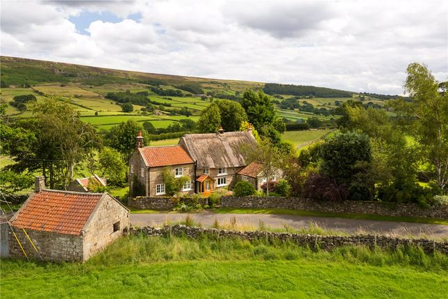 Thumbnail Detached house for sale in Low Mill, Farndale, York, North Yorkshire