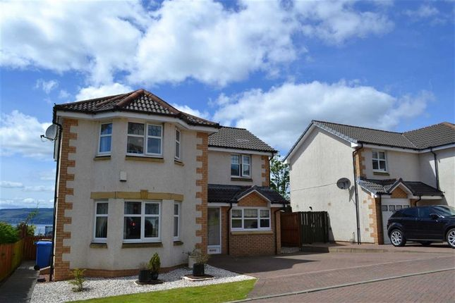 Thumbnail Detached house for sale in 6, Lapwing Grove, Inverkip, Renfrewshire