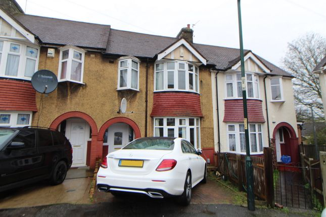 Thumbnail Terraced house to rent in Westmount Avenue, Chatham