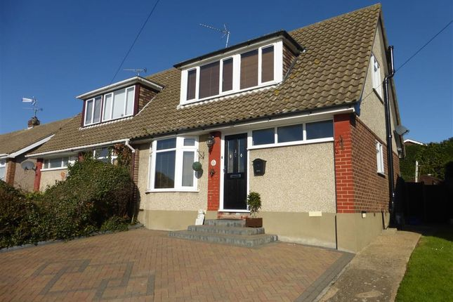Thumbnail Bungalow to rent in Eastwood Park Drive, Eastwood, Leigh On Sea