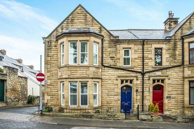 Thumbnail Semi-detached house for sale in Oakwood Villas, Alnwick
