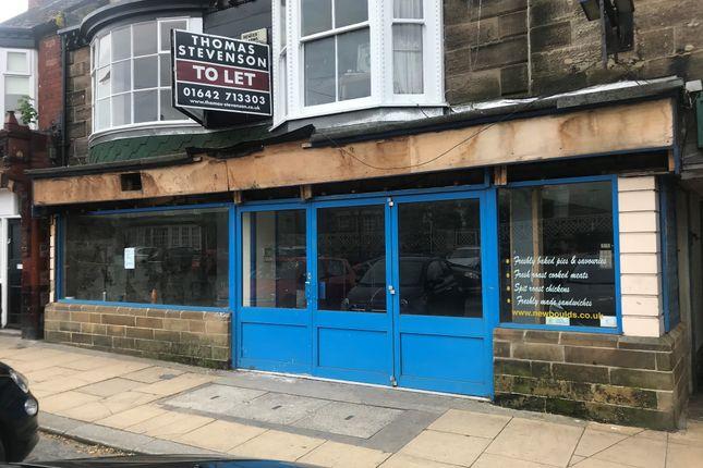 Thumbnail Retail premises to let in 59-61A Westgate, Guisborough