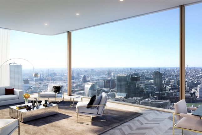 Thumbnail Flat for sale in Principal Tower, 2 Principal Place, Worship Street, London