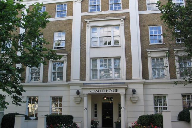 Thumbnail Studio to rent in Rosetti House, 59 Ordnance Hill, St Johns Wood, London