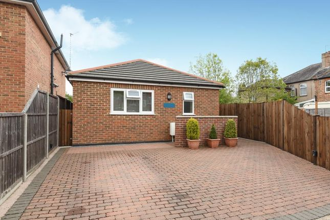 Thumbnail Detached bungalow for sale in Staines Road East, Lower Sunbury