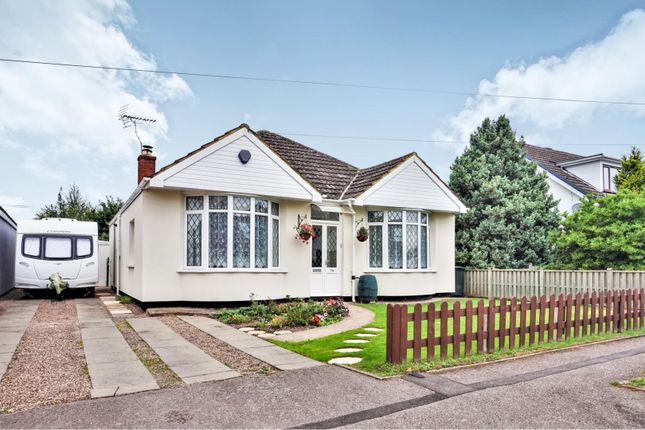 Thumbnail Detached bungalow for sale in Nailcote Avenue, Coventry