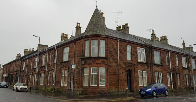 Thumbnail Flat to rent in Fullarton Street, Kilmarnock