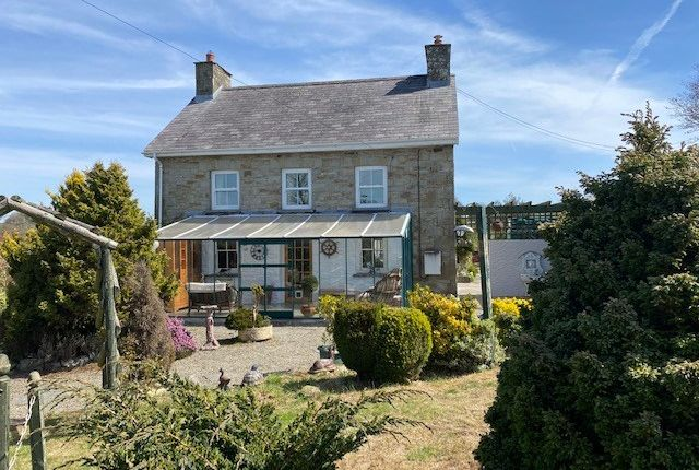2 bed detached house for sale in Brynhoffnant, Ceredigion SA44