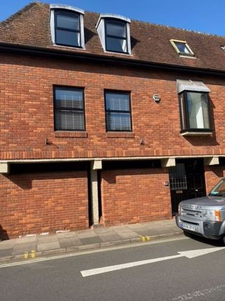 2 bed terraced house to rent in East Borough, Wimborne BH21