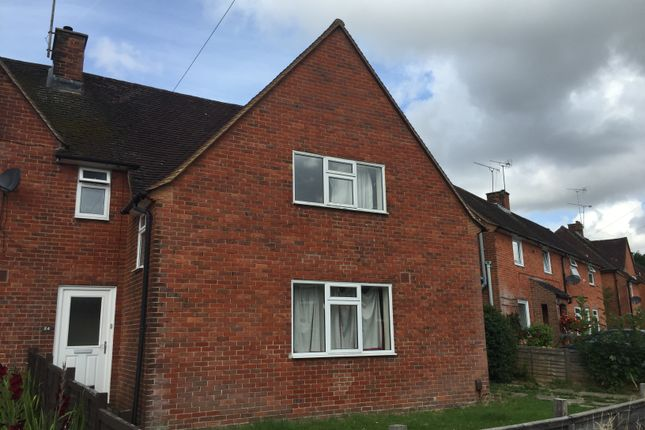 Thumbnail Semi-detached house to rent in Kings Avenue, Stanmore, Winchester, Hampshire