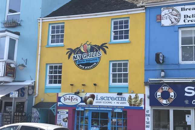 Restaurant/cafe for sale in The Quay, Brixham