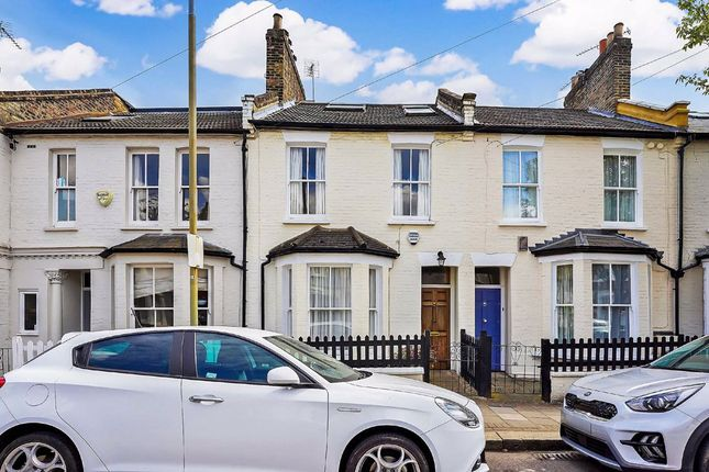 Thumbnail Terraced house for sale in Eversleigh Road, London