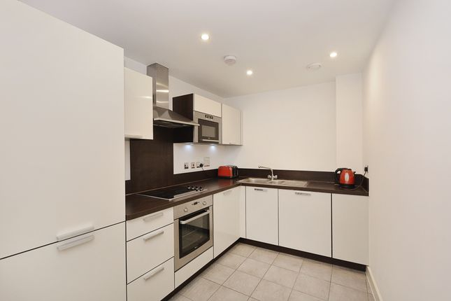 Thumbnail Flat to rent in Montreal House, Surrey Quays Road, London