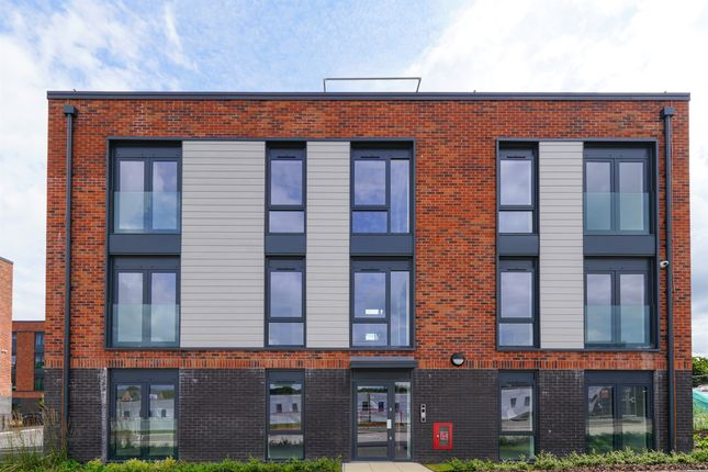Thumbnail Flat for sale in Whittle Road, Shirley, Solihull