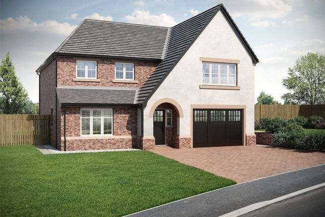 Thumbnail Detached house for sale in Linden Park, Temple Sowerby, Penrith