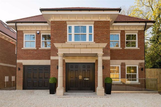 Thumbnail Detached house for sale in Fairgreen East, Hadley Wood, Hertfordshire