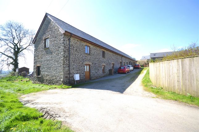 Thumbnail Barn conversion for sale in Wiston, Haverfordwest