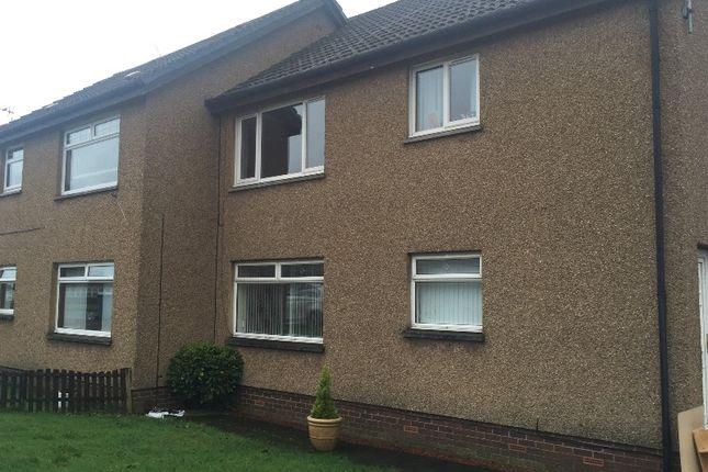 Thumbnail Flat to rent in Roman Place, Bellshill, North Lanarkshire