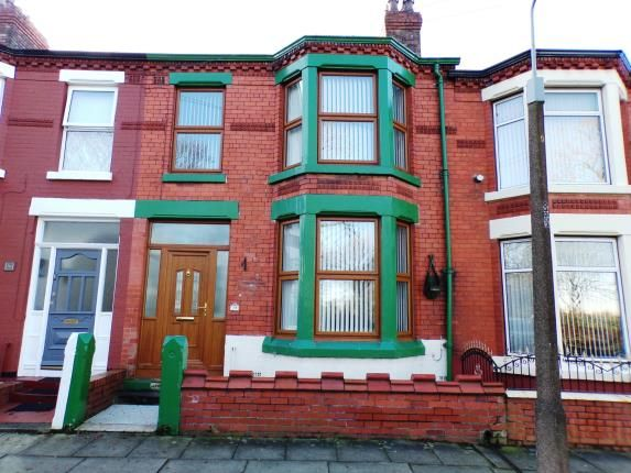 Front of Woolhope Road, ., Liverpool, Merseyside L4