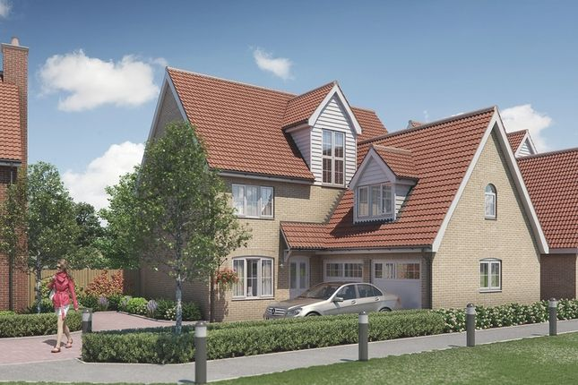 Thumbnail Detached house for sale in The Hargreaves, Oaklands Hamlet, Five Oaks Lane, Chigwell Essex