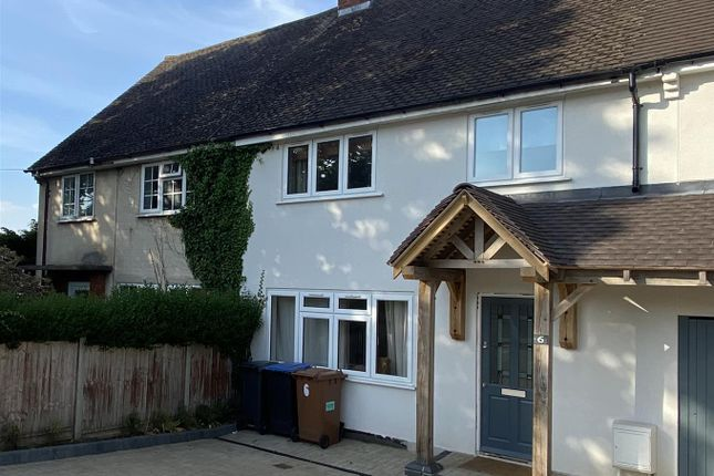 Thumbnail Terraced house for sale in Homestead Road, Hatfield