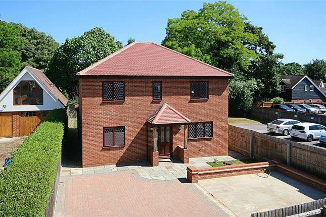 Thumbnail Detached house for sale in The Forebury, Sawbridgeworth, Hertfordshire