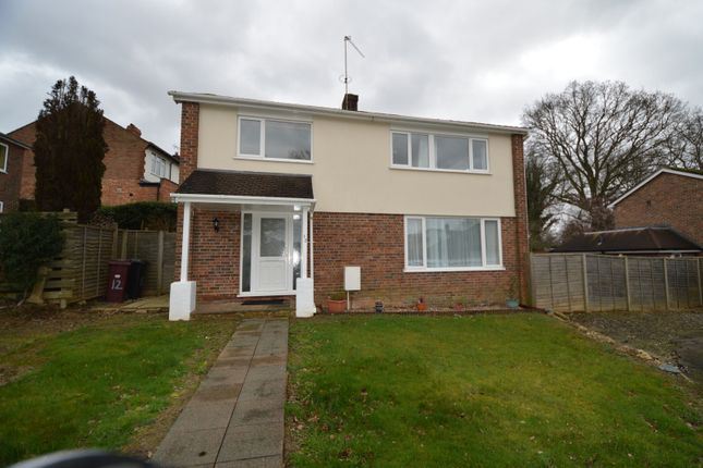 Thumbnail Detached house to rent in West Close, Fernhurst, Haslemere