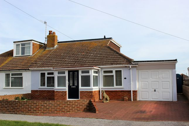 Thumbnail Semi-detached bungalow for sale in Cornwall Avenue, Peacehaven