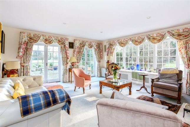Living Room of Lower Common, Eversley, Hook, Hampshire RG27