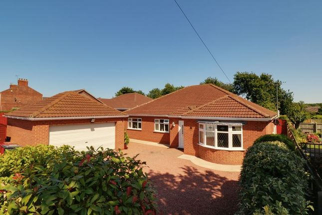 Thumbnail Detached bungalow for sale in Tofts Road, Barton-Upon-Humber