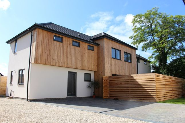 Thumbnail Detached house for sale in The Green, Stotfold, Herts