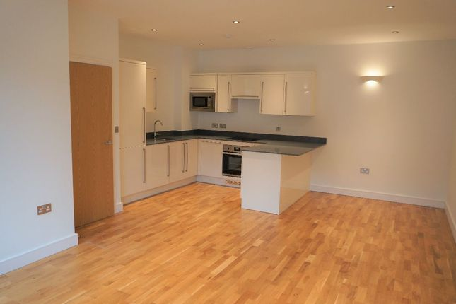 Thumbnail Flat to rent in Weyside, Catteshall Lane, Godalming