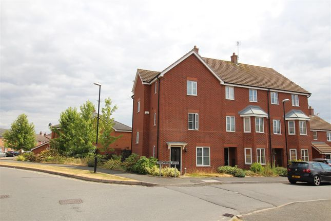 Thumbnail Property to rent in Shropshire Drive, Coventry