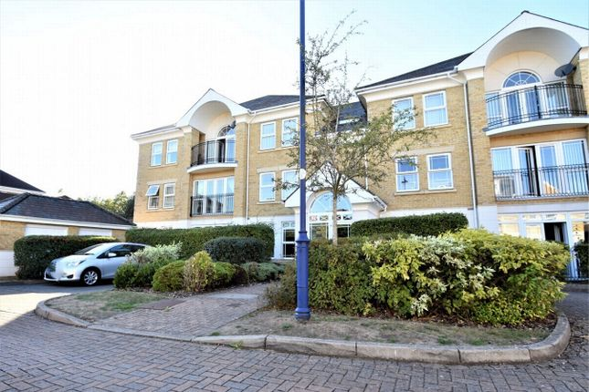 Thumbnail Flat for sale in Drifters Drive, Deepcut, Surrey