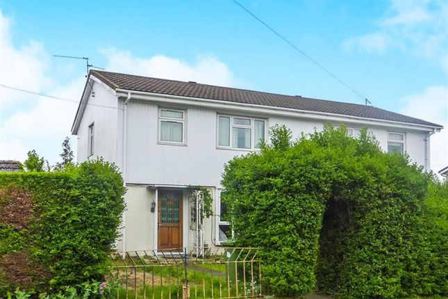 Thumbnail Semi-detached house for sale in Shakespeare Way, Corby