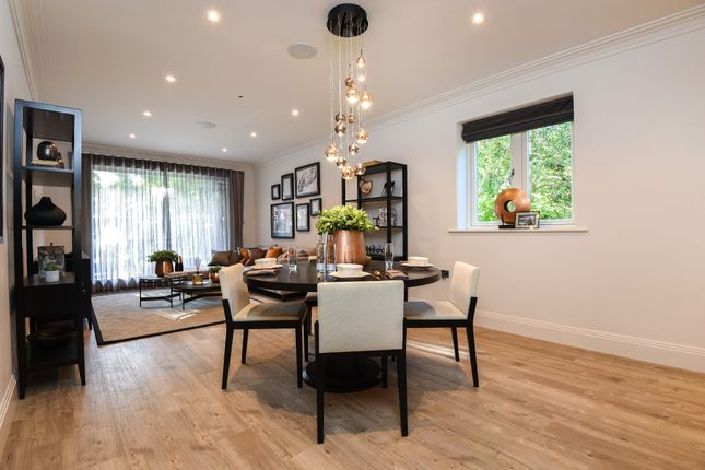 Thumbnail Flat for sale in Alexander Court, 91 Ducks Hill Road, Northwood